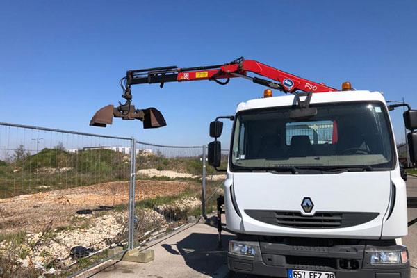 Location camion de levage